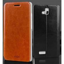 Чехол для HTC One (M8) Mofi Black
