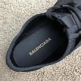 Balenciaga Race Runner Black/White, фото 6