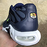 Nike Air Max Tn Plus Blue/Green, фото 6