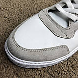 Burberry House Check Sneakers Optic White, фото 6