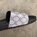 Gucci Slide Sandal GG Supreme Tiger, фото 6
