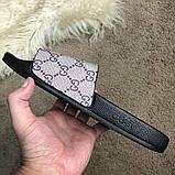 Gucci Slide Sandal GG Supreme Tiger, фото 8