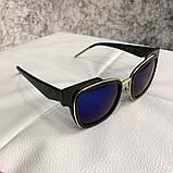 Dior Sunglasses Sideral 1 J6C/KU Black/Blue, фото 2
