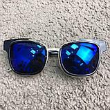 Dior Sunglasses Sideral 1 J6C/KU Black/Blue, фото 3