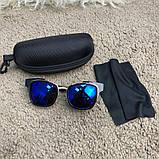 Dior Sunglasses Sideral 1 J6C/KU Black/Blue, фото 4