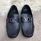 Louis Vuitton Moccasins Raspail Black, фото 8