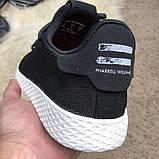 Adidas Pw Tennis HU Black/White, фото 5