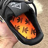 Adidas Pw Tennis HU Black/White, фото 6