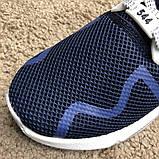 Adidas EQT Cushion ADV Blue/Gray/White, фото 2