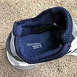 Adidas EQT Cushion ADV Blue/Gray/White, фото 4