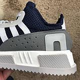 Adidas EQT Cushion ADV Blue/Gray/White, фото 8