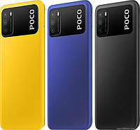 Смартфон Xiaomi Poco M3 4/64GB //стереозвук //662 Snap//6000mAh/Global version