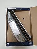 Ручка дверная нажимная Hoppe New York коричневый оригинал Германия, фото 5