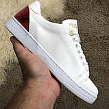Louis Vuitton Frontrow White/Red, фото 4