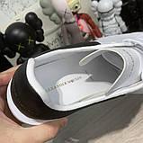Alexandr McQueen Oversized White/Black, фото 7