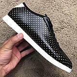 Gucci Falacer Sneaker Golden Stars Black, фото 8