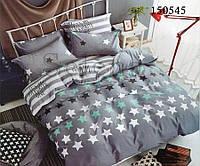 Комплект постельного белья Selena Звезды Feliz 150545 Полуторный комплект