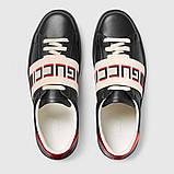 Gucci Stripe Sneaker Black, фото 4