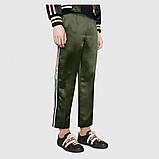 Gucci Stripe Sneaker Black, фото 5