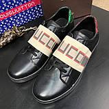 Gucci Stripe Sneaker Black, фото 7