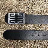 Belt Givenchy 4G Silver, фото 2