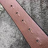 Belt Givenchy 4G Silver, фото 4