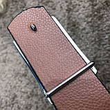 Belt Givenchy 4G Silver, фото 5