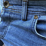 Martin Mixs Bleached Web Light Blue Jeans, фото 4