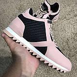 Philipp Plein Runner Sky Pink/Black, фото 6