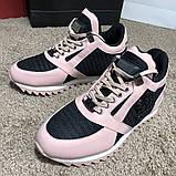 Philipp Plein Runner Sky Pink/Black, фото 7