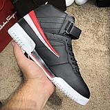 Fila Sneakers Fx100 Mid Black/White, фото 4