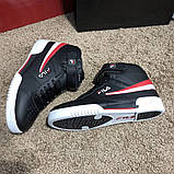 Fila Sneakers Fx100 Mid Black/White, фото 9