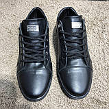 Philipp Plein Lo-Top Sneakers Hexagonal Black, фото 4
