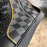 Louis Vuitton Harlem Damier Graphite, фото 9
