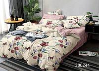 Комплект постельного белья Selena Летняя лужайка 200244 Полуторный комплект