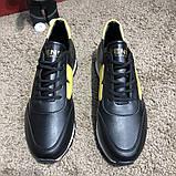 Fendi Sneakers Monster Eyes Yellow/Black, фото 3