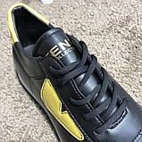 Fendi Sneakers Monster Eyes Yellow/Black, фото 8