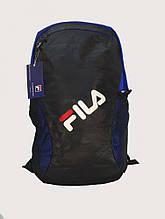 Рюкзак FILA синій-чорний