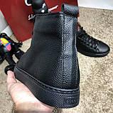 Gucci High Top Sneaker Black, фото 6
