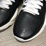 Adidas Y-3 Kaiwa Sneakers Black/White, фото 4