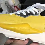 Adidas Y-3 Kaiwa Sneakers Yellow/White, фото 7