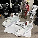 Versace Chain Reaction White, фото 2