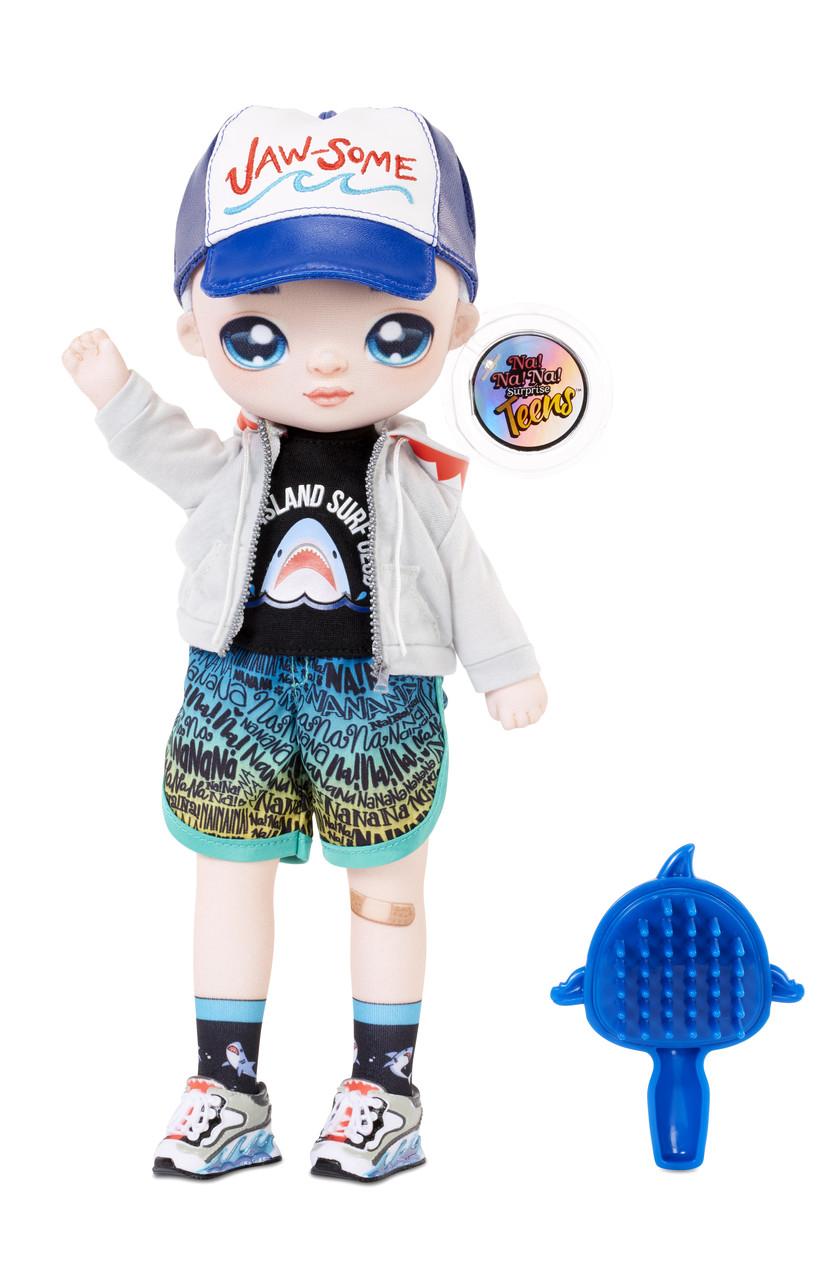 Большая кукла Na Na Na Surprise серии Teens Куинн Нэш 28 см 572602