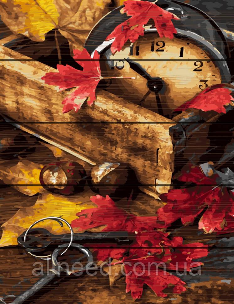 """Картина по номерам на дереве. Rainbow Art """"Осенняя композиция"""" GXT31990-RA"""