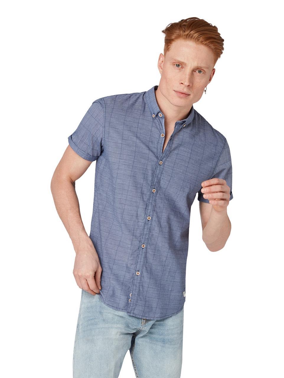 Рубашка Tom Tailor 1010915 S Голубой