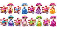 """Лялька """"Cupcake"""" 2125 (288шт/2) 8 видів,трансформер,запах,з аксесс,лялька 14см, в кор.10*10*10см"""
