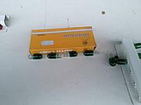 Лампы T10 W5W без цокольные для габаритов  (зеленые) 10 шт.