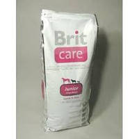 Brit Care Junior Large Breed Lamb & Rice(ягненок и рис)12 кг