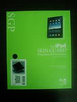 Наклейка-чехол на заднюю поверхность for ipad skin guard protection and decoration DEEP BLACK SGP06517