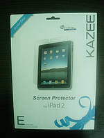 Защитная пленка Kazee Screen Protector new iPad/iPad 2 Crystal-Clear (KZ-SPiPD2-CC)